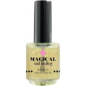 Nail Perfect - Magical Nail Healing - Magical Gold Serum - 15 ml