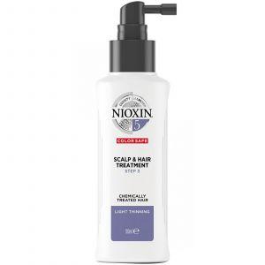 Nioxin - System 5 - Scalp & Hair Treatment - 100 ml