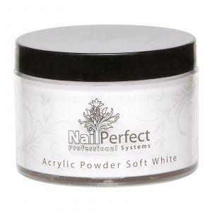 Nail Perfect Acryl Powder Soft White