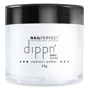 Nail Perfect - Dippn - #002 Clear - 25gr