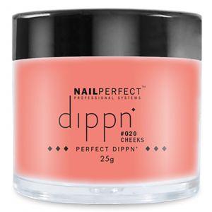 Nail Perfect - Dippn - #020 Cheeks - 25gr