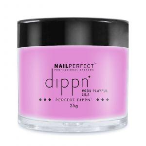 Nail Perfect - Dippn - #031 Playful Lila - 25gr