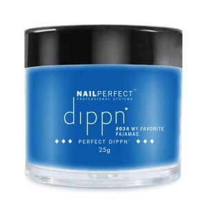 Nail Perfect - Dippn - #034 My Favorite Pajamas - 25gr