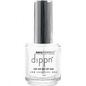 Nail Perfect - Dippn - Fast Dry Top Coat - 15 ml