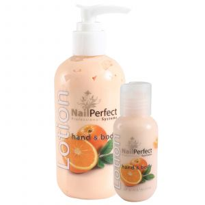 Nail Perfect Lotion Mandarin