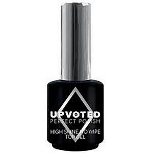 Upvoted - Perfect Polish - Matte Topcoat - 15 ml