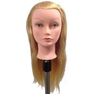 Heads-Up - Kappershoofd Nicole - Blond Haar - 60 cm