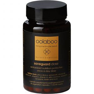 Oolaboo - Saveguard - Dose - Antioxidant Nutrition Protective Once a Day Dose - 30 Capsules