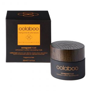 Oolaboo - Saveguard - Mask - Antioxidant Nutrition Recovering Mask - 50 ml
