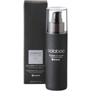 Oolaboo - Skin Rebirth - AHA Cleanser - Exfoliating AHA Cleanser (Phase 1) - 200 ml