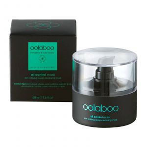 Oolaboo - Oil Control - Mask - Skin Refining Deep-Cleansing Mask - 50 ml