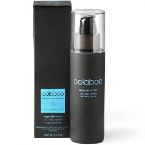 Oolaboo - Wipe Off - Nectar - 3 In 1 Daily Nutrition Cleansing Nectar - 200 ml