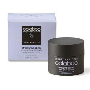 Oolaboo - Straight Baobab - Sleek Gittery Pomade - 50 ml