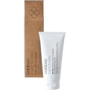Oolaboo - Super Foodies - NWT 00 : Natural White Toothpaste - 20 ml