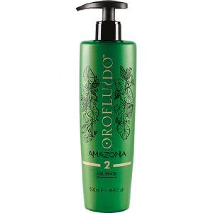 Orofluido - Amazonia - Step 2 - Oil Rinse - 500 ml