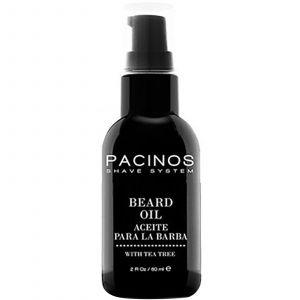 Pacinos - Beard Oil - With Tea Tree - 60 ml