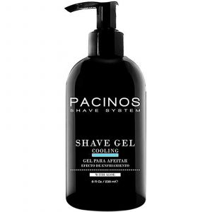 Pacinos - Shave Gel - Cooling - 236 ml