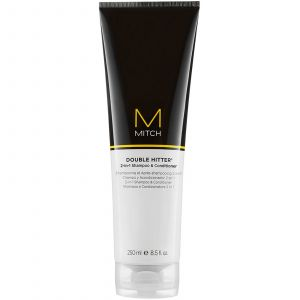 Paul Mitchell - Mitch - Double Hitter 2 in 1 Shampoo & Conditioner