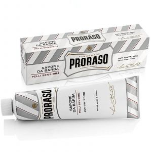 Proraso - White - Shaving Soap in a Tube - 150 ml