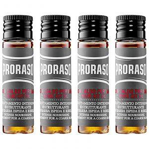 Proraso - Beard Hot Oil - 4x17 ml