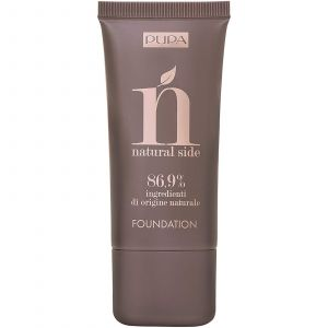 Pupa Milano Natural Side Foundation