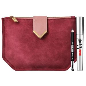 Pupa Vamp! Mascara & Multiplay & Luxe Pouch Kit