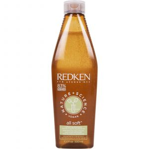 Redken Nature+Science Vegan All Soft Shampoo