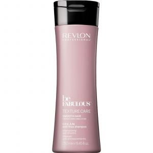 Revlon Be Fabulous Smooth Cream Shampoo