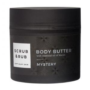 Scrub & Rub - Mystery - Body Butter - 200 ml