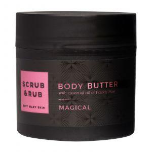 Scrub & Rub - Magical - Body Butter - 200 ml