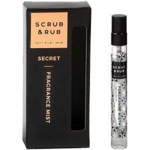 Scrub & Rub - Secret - Mini Mist - 10 ml