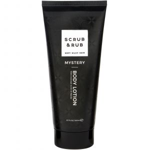 Scrub & Rub - Mystery - Body Lotion - 200 ml
