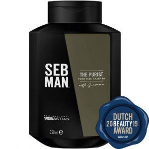 SEB Man - The Purist - Anti-Dandruff / Purifying Shampoo