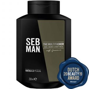 SEB MAN  The Multitasker 3 in 1 Shampoo