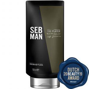 SEB Man - The Player - Medium Hold Gel - 150 ml