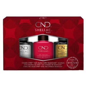 CND - Colour - Shellac - 40 year Anniversary Set