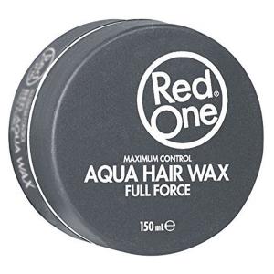 Red One - Quicksilver - Aqua Hair Wax - Full Force - 150 ml
