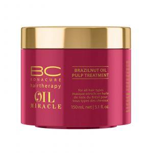 Schwarzkopf - BC Bonacure - Oil Miracle - Brazilnut Oil Pulp Treatment - 150 ml