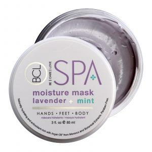 BCL SPA - Lavender + Mint - Moisture Masque - 89 ml