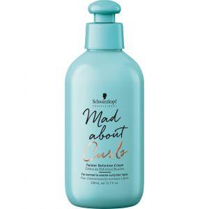 Schwarzkopf - Mad About Curls - Twister Definition Cream - 200 ml