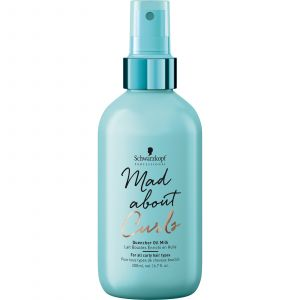 Schwarzkopf - Mad About Curls - Quencher Oil Milk - 200 ml