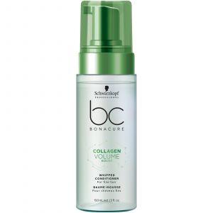 Schwarzkopf - BC Bonacure - Collagen Volume Boost - Whipped Conditioner - 150 ml