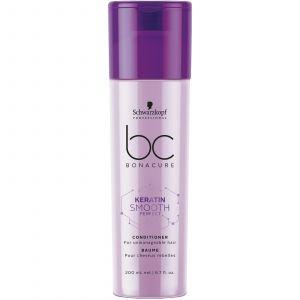 Schwarzkopf - BC Bonacure - Keratin Smooth Perfect - Conditioner - 200 ml