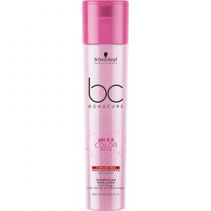 Schwarzkopf - BC Bonacure - pH 4.5 Color Freeze - Vibrant Red Micellar Shampoo - 250 ml