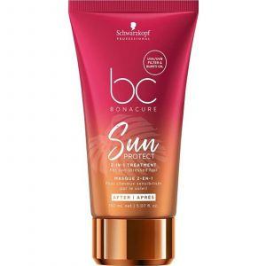 Schwarzkopf - BC Bonacure - Sun Protect - 2-In-1 Treatment - 150 ml