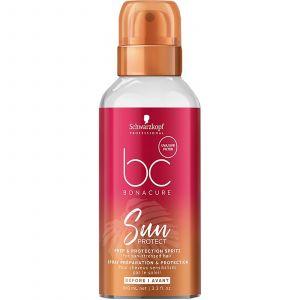 Schwarzkopf - BC Bonacure - Sun Protect - Prep And Protection Spritz - 100 ml
