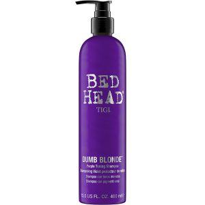 Tigi - Bed Head - Dumb Blonde - Purple Toning Shampoo - 400 ml