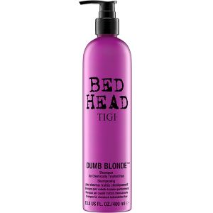 TIGI Dumb Blonde Shampoo