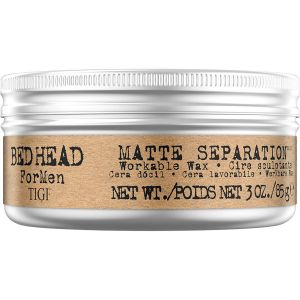 Tigi - Bed Head - For Men - Matte Separation - 85 gr
