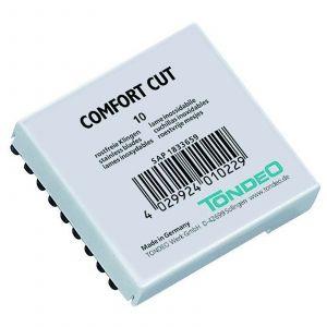 Tondeo - M-Line - Comfort Cut Mesjes - 1x10 Stuks